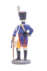 tin soldier sergeant Gendarmerie Legion elite Imperial Old Guard