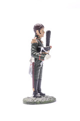 tin soldier staff officer of the Life Guards Chasseur Regiment,