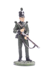 tin soldier  squaddie 95 th Infantry Regiment of the British Arm