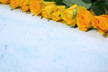 Fototapeta Róże dla ludzi pełnych miłości obraz