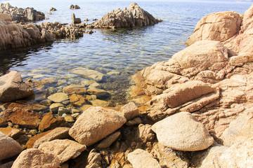 Stintino, il mare più bello della Sardegna.acqua blu cielo azzurro e tanto sole