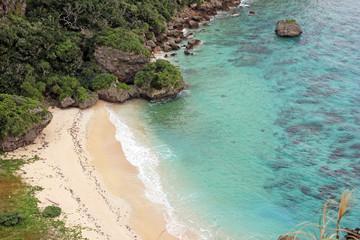 小さなビーチ
