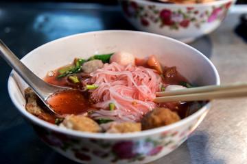 Spicy Noodle