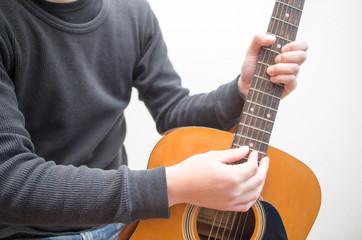 アコースティックギター 演奏