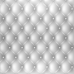 abstract upholstery fabric texture background in white color