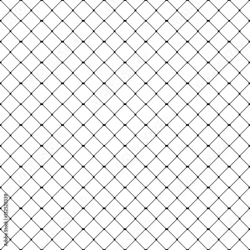 Quot Seamless Fishnet Pattern Seamfree Vector Chain Link