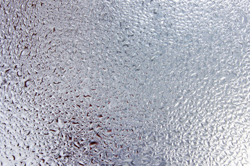 abstract background transparent brittle ice macro pattern