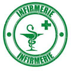 Logo infirmerie.