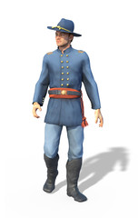Civil War Union Officer