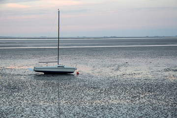 An der Nordsee/Wattenmeer