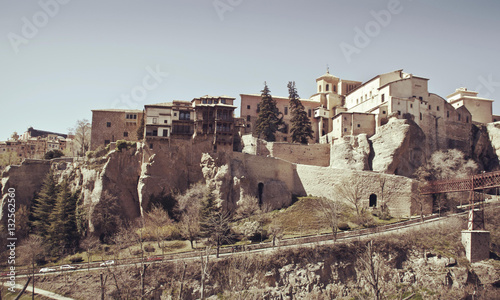 Hanging Houses, Cuenca. Spain