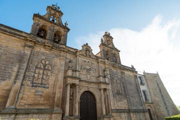 Basílica de Santa María de los Reales Alcázares, Úbeda