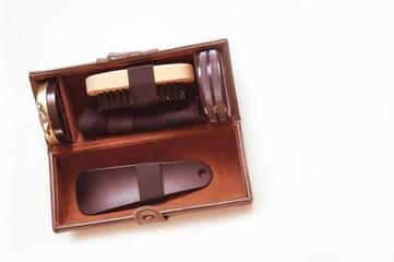 Shoeshine set