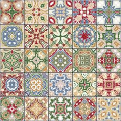 La pose en embrasure Tuiles Marocaines Collection of ceramic tiles