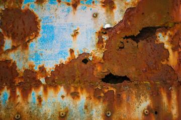Rust texture Wall mural