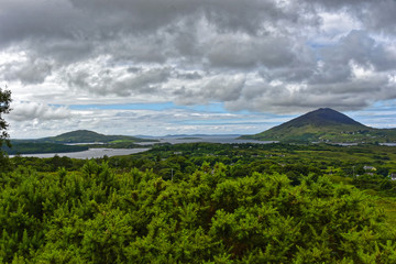 Irland - Connemara National Park