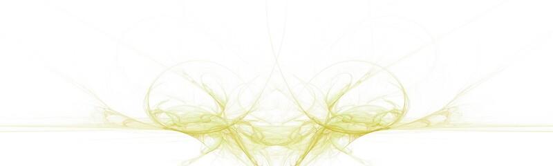 Farbiger kreativer Hintergrund - gelbgrün