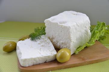 Kahvaltılık beyaz peynir
