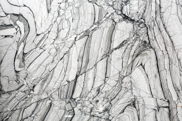 Canvas Prints Marble Luxury natural gray marble texture.