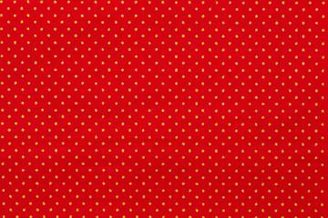 Red vintage textile background.