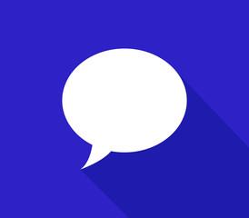 Dialog cloud icon
