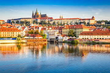 Photo sur Plexiglas Prague Prague Castle, Czech Republic