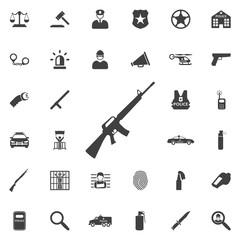 machine gun icon.