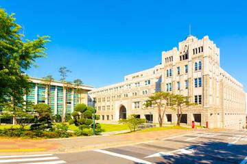 Korea University Law School Building