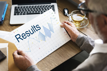 Business Result Graph Calculation Concept