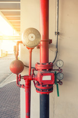 Industrial fire protection system,Industrial equipment.