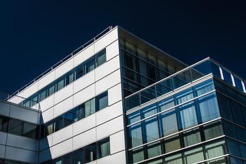 Bâtiment moderne de bureaux