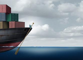 Shipping Cargo Leadership