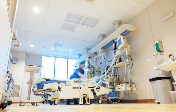 Hospital reanimation room