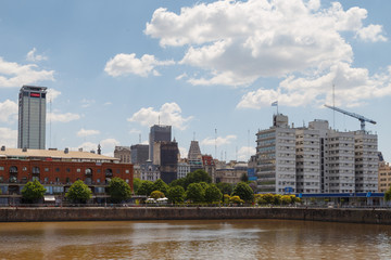 buenos aires puerto madero district