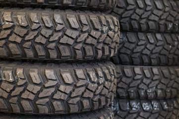 New off road tires.