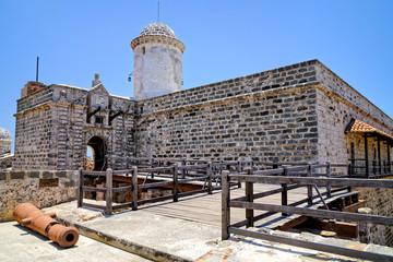 Castillo de Jagua bei Cienfuegos, Kuba