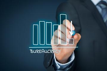 Bureaucracy reduction