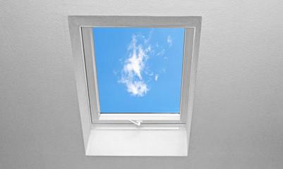 Dachschräge Mit Fenster