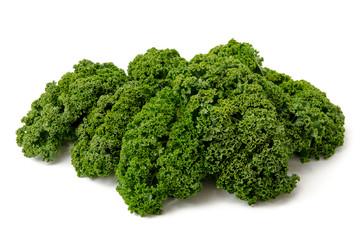 Frischer Grünkohl