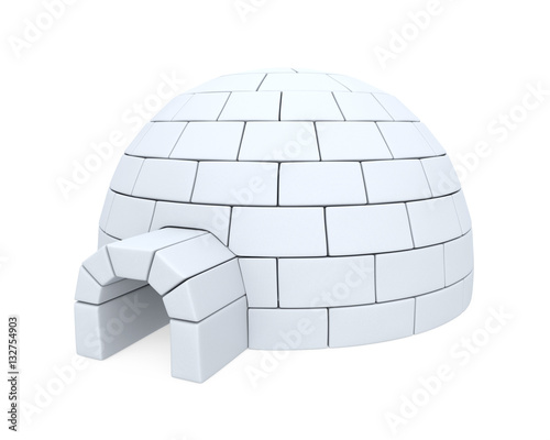 Igloo Ice House Stock Photo And Royalty Free Images On Fotolia