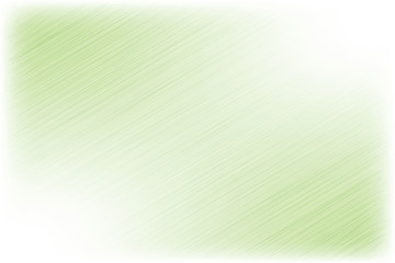 Chalk Green On White Background Abstract Pencil Sketch