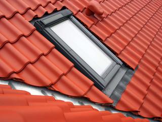 Dachsanierung: Dachfenster, Dachziegel, Dachpfannen