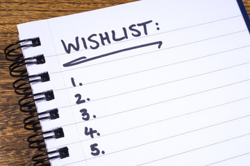 Empty Wish List