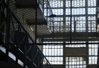 Gefängnis Gitter