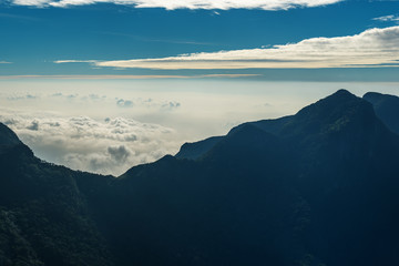Sri Lanka: Horton Plains National Park, World's End