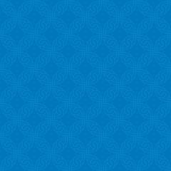 Neutral Seamless Celtic Knotwork Pattern.