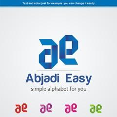 a e Letter template