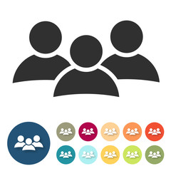 Icon - People - Group