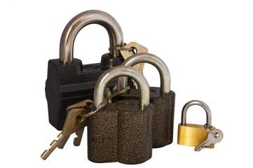 Four locks