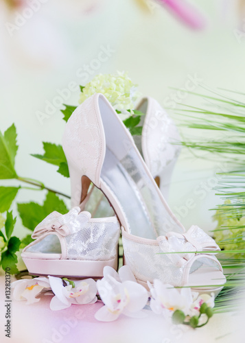 Hochzeitsschuhe Stock Photo And Royalty Free Images On Fotolia Com